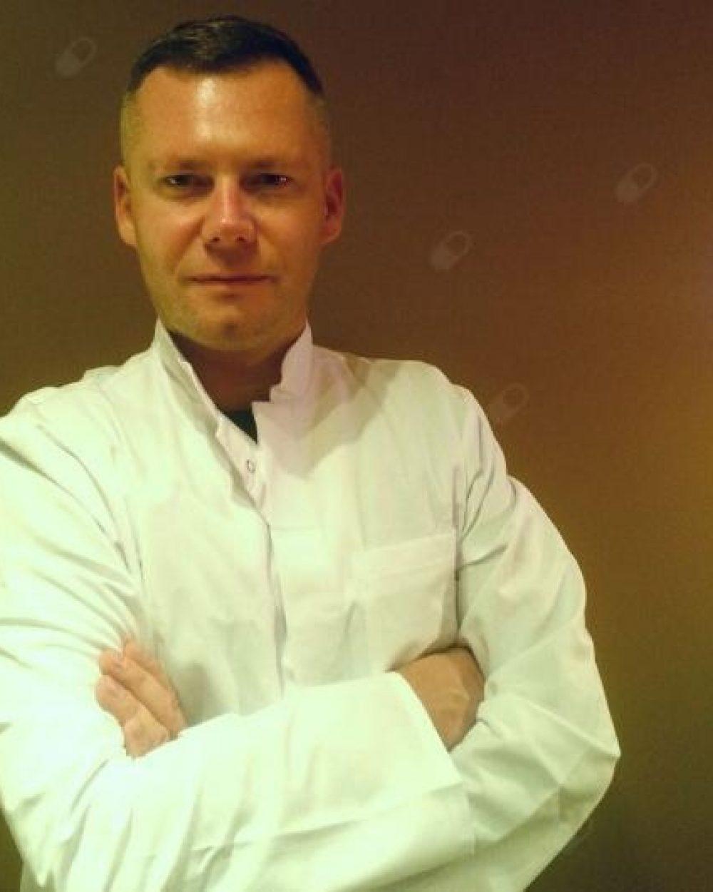 Sebastian Uczniak dermatolog Łódź